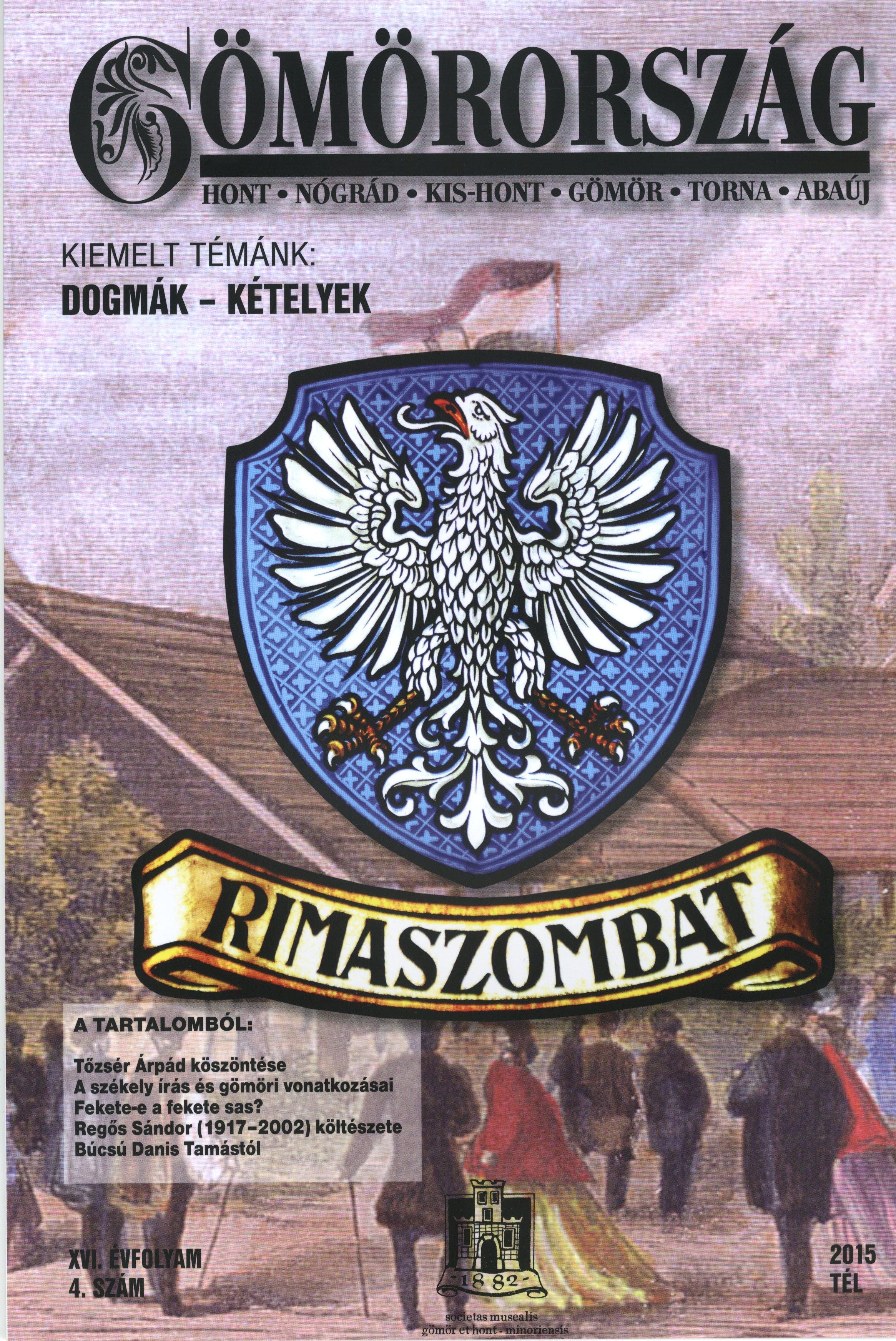 Gömörország-címlap