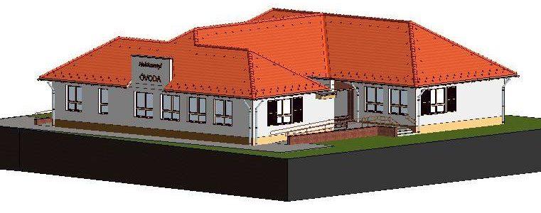 Jövőnk építése – Új óvoda épül községünkben