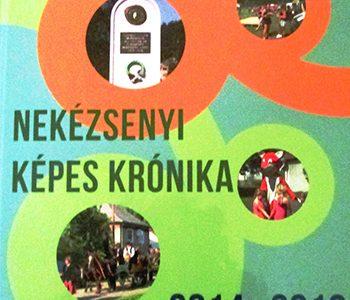 Könyvespolc | Nekézsenyi képes krónika 2014-2019