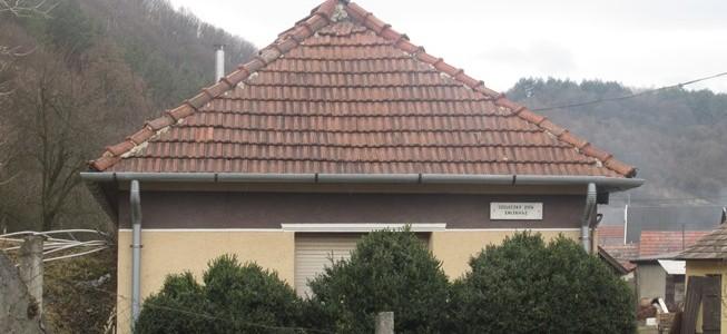 Új tetőt kap a Szeleczky Zita Emlékház