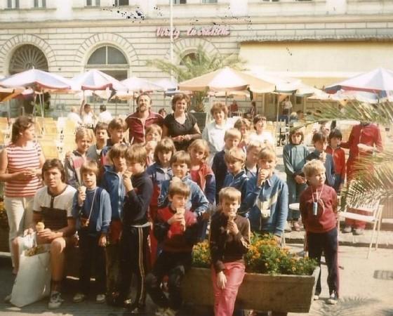 OLVASÓINK ÍRTÁK | Táborozás Szegeden a Tisza partján
