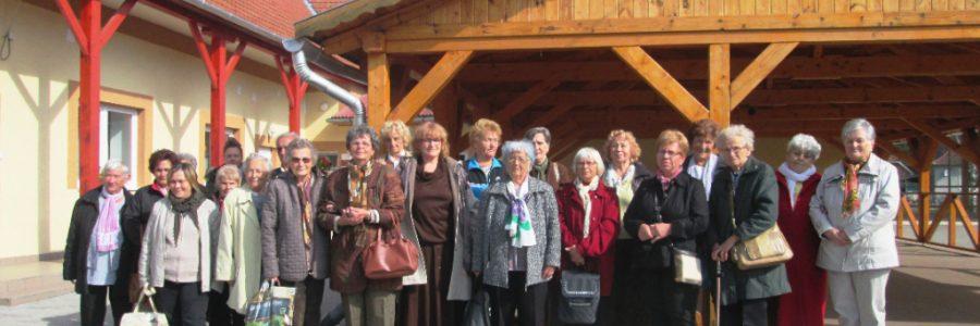 Nálunk járt az Irodalombarát Nyugdíjas Klub