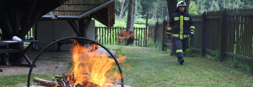 Tűzgyújtási tilalom megyénkben is